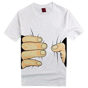Hand Squeezing Shirt
